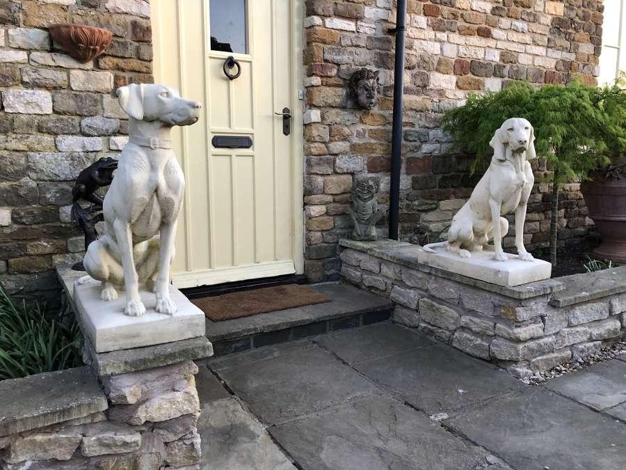 Wildlife Statues