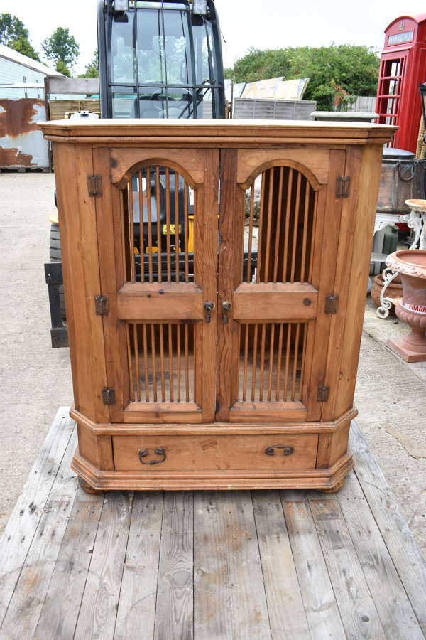 Mexican style cabinet