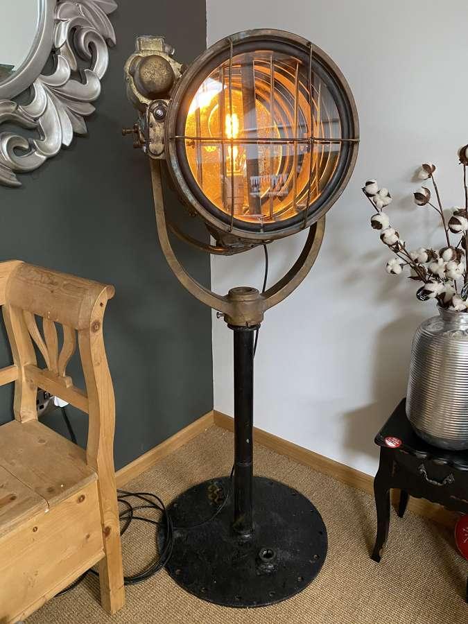 Ship Signalling Lamp