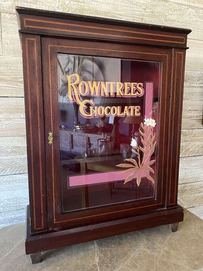 Rowntrees Chocolate Cabinet